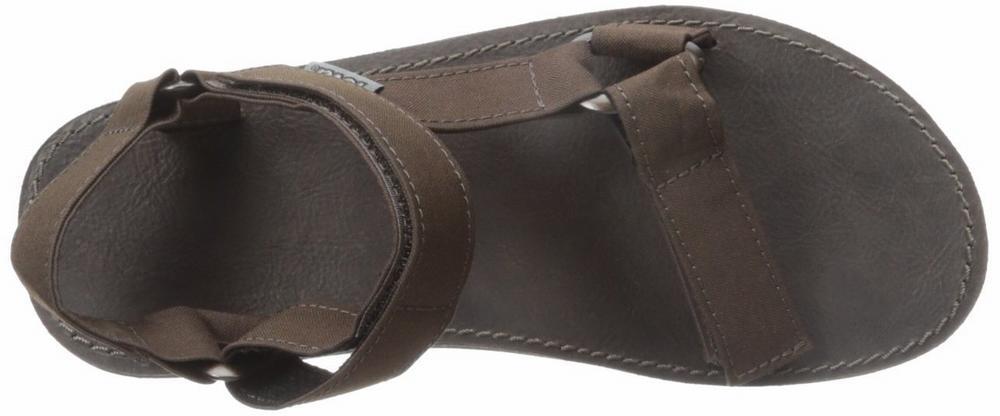 Giày Sandal Nam Teva Original Universal Nâu Xách Tay 1