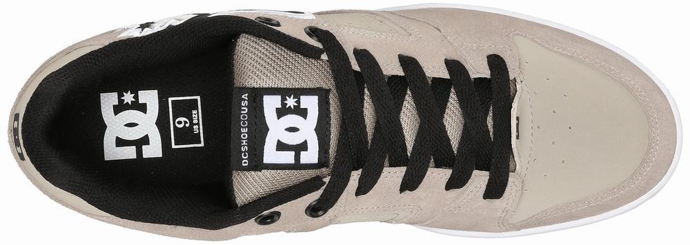Giày Sneaker Nam DC Sceptor Xám Chính Hãng 1