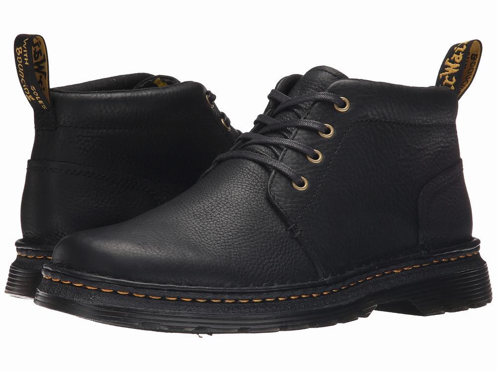 Giày Tây Cao Cổ Nam Dr. Martens Lea 4-Eye Cao Cấp 1