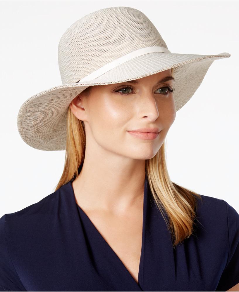 Nón Nữ Calvin Klein Marled Chính Hãng