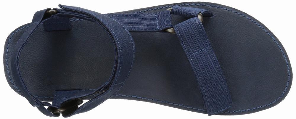 Giày Sandal Nam Teva Original Universal Xanh Hàng Hiệu 1