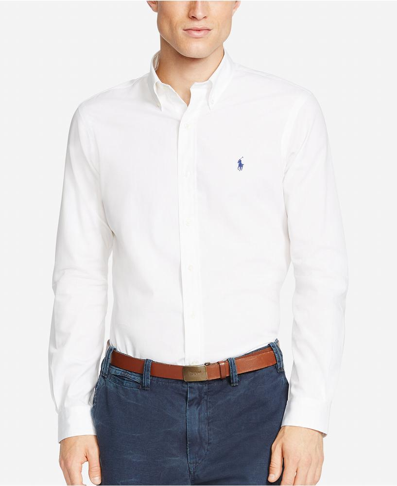 Áo Sơ Mi Công Sở Nam Polo Ralph Lauren