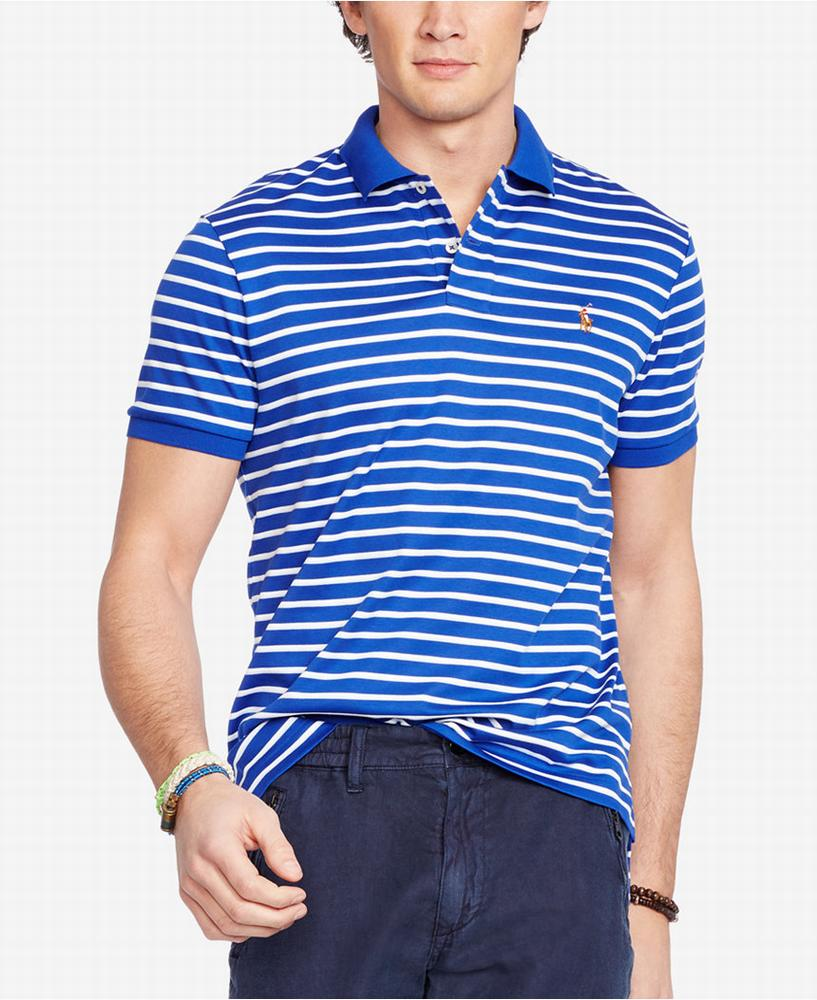 Áo Thun Polo Ralph Lauren Striped chính hãng
