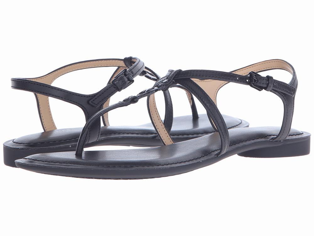 Dép Sandals Nữ Michael Kors Bethany Xách Tay 1