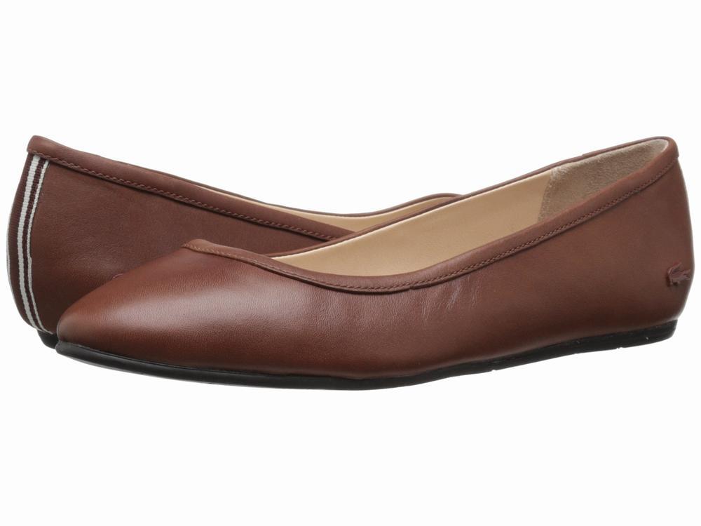 Giày Búp Bê Nữ Lacoste Cessole Chính Hãng 1