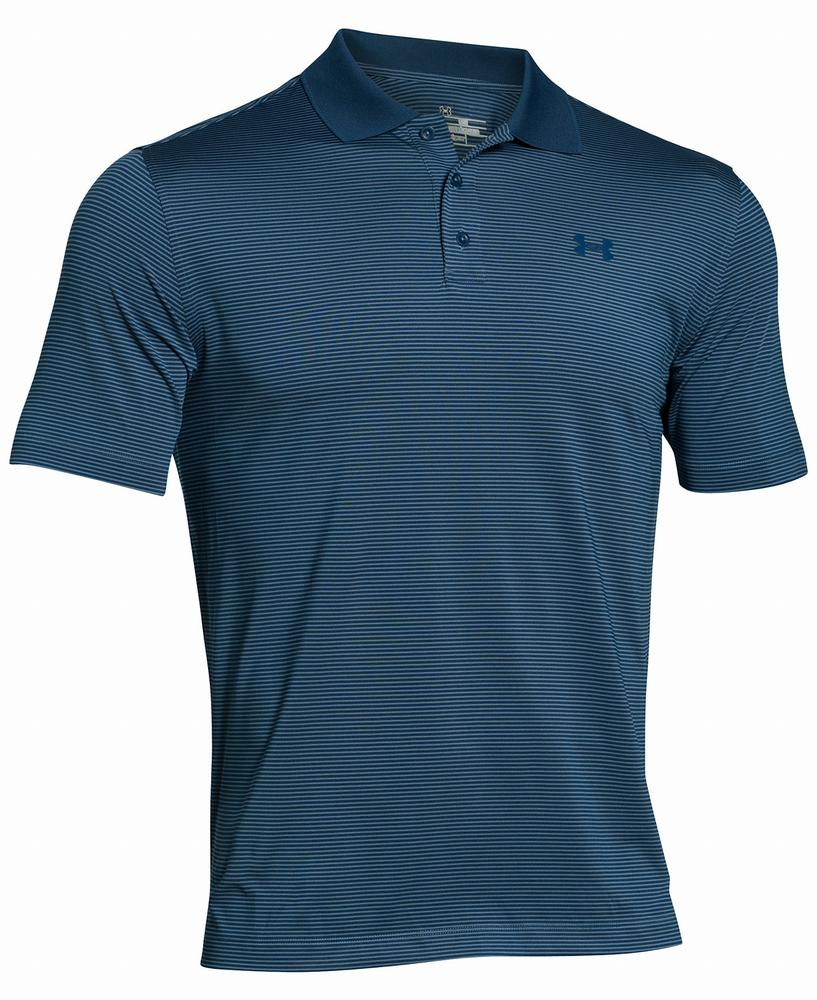Under Armour Striped Golf
