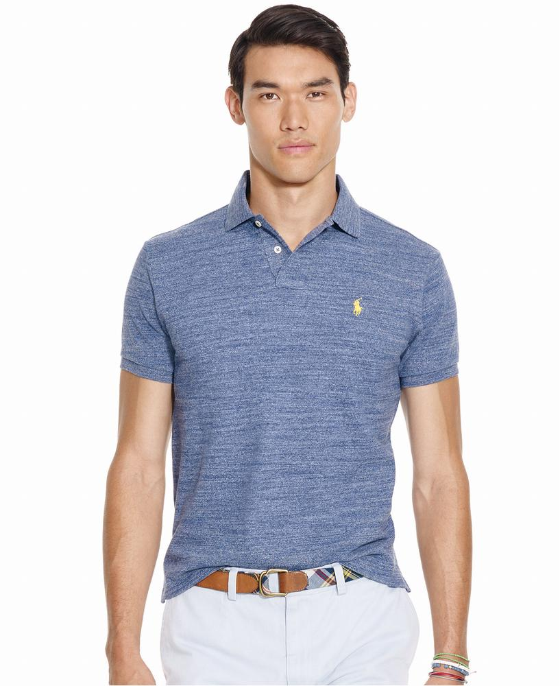 Polo Ralph Lauren Slim-Fit Mesh