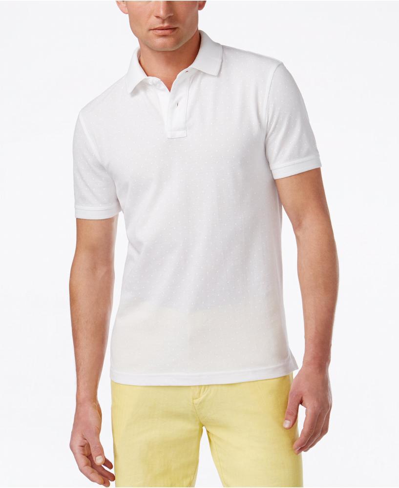 Áo Phông Polo Nam Tommy Hilfiger Custom Fit