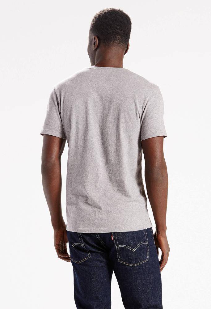 Áo Phông Nam Levis Slim Fit Xám  1