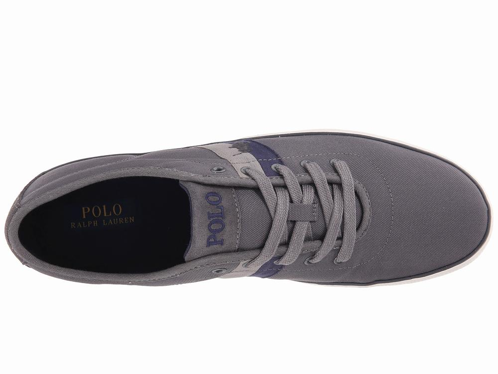 Giày Vải Polo Ralph Lauren Nam Halford