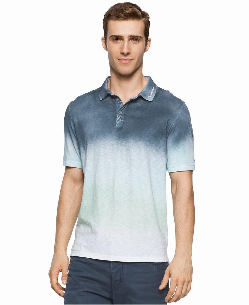 Áo Polo Nam Calvin Klein Jeans Colorblocked