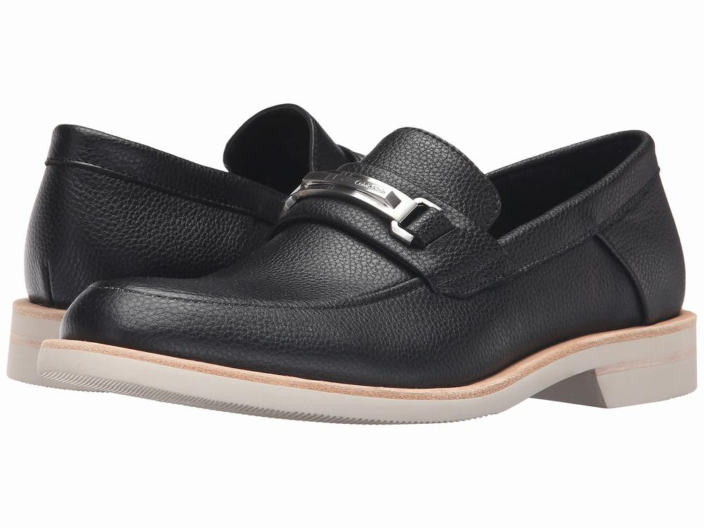Giày Lười Da Nam Calvin Klein Loki