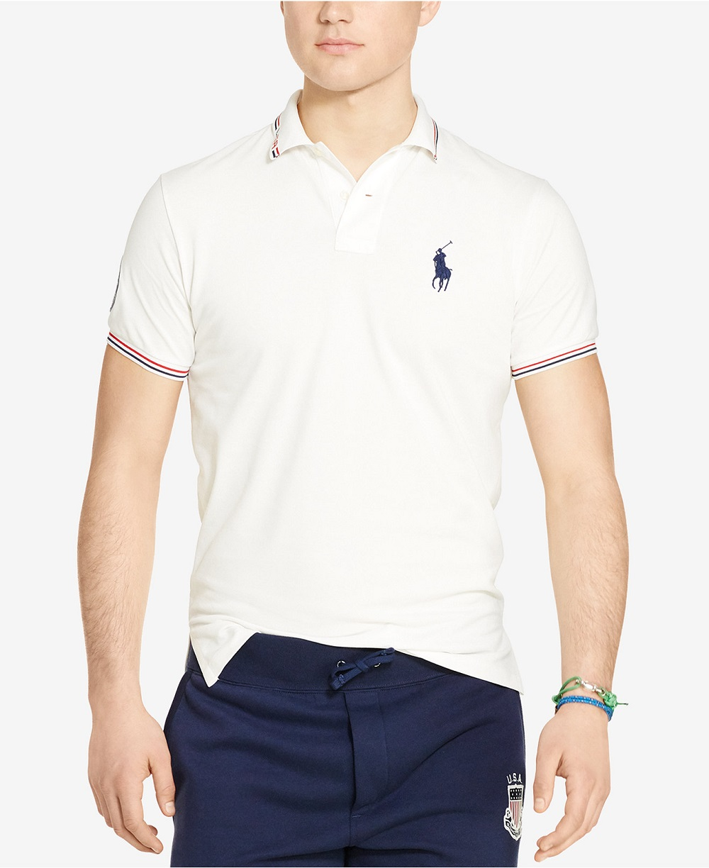 Áo Thun Nam Polo Ralph Lauren Team