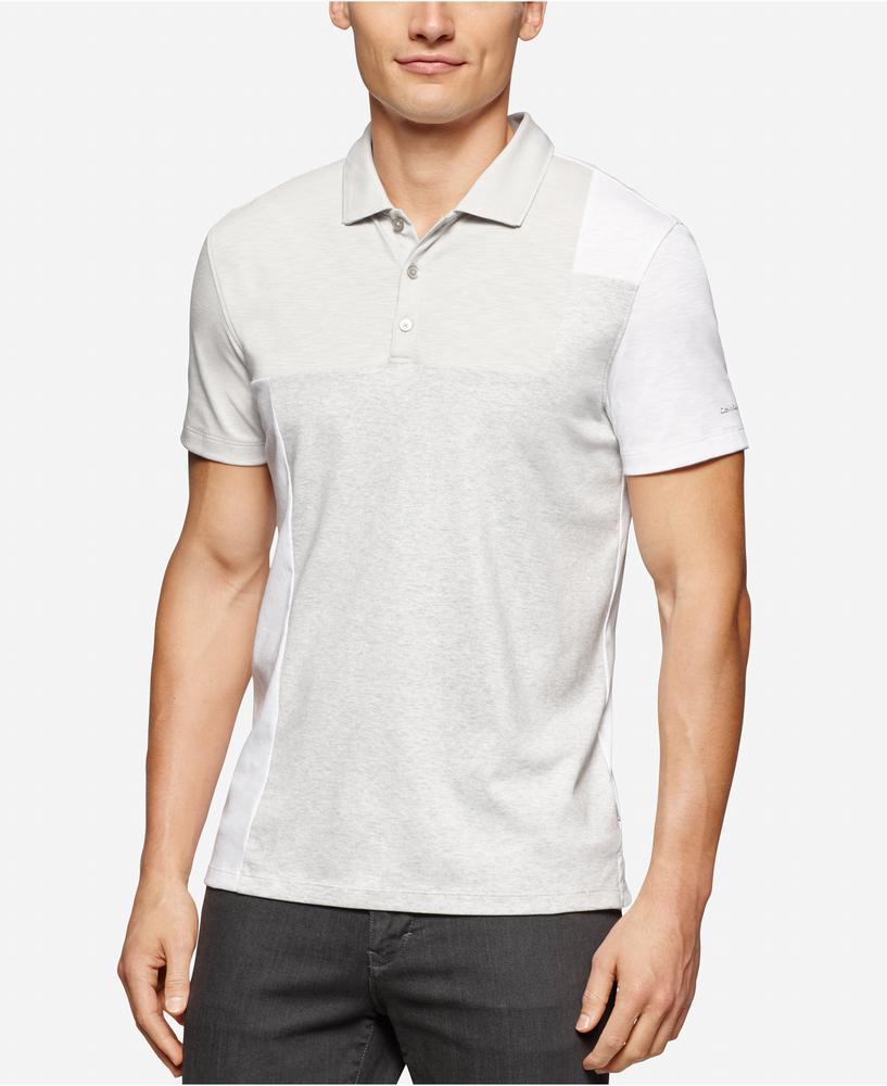 áo thun calvin klein màu trắng