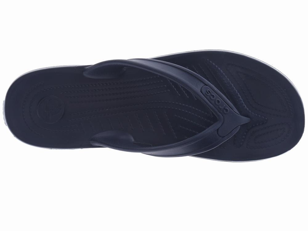 dép crocs nam Crocband xanh