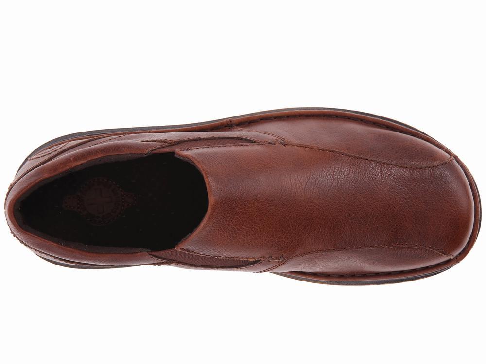 Giày Dr. Martens Tevin Nam da nâu