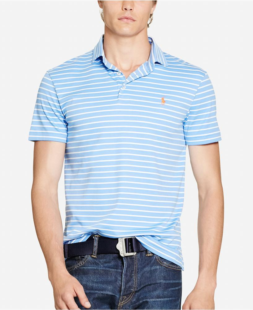 Áo Thun Nam Polo Ralph Lauren Striped