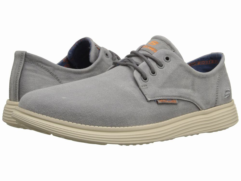 giày vải SKECHERS Relaxed Borges nam