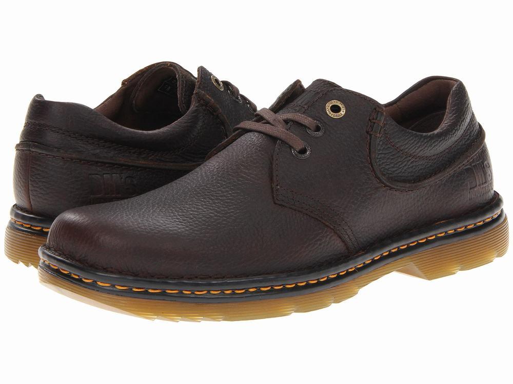 giày da Dr. Martens Hampshire chính hãng