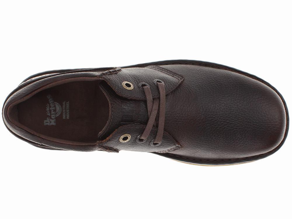 Giày da Dr. Martens Hampshire cao cấp