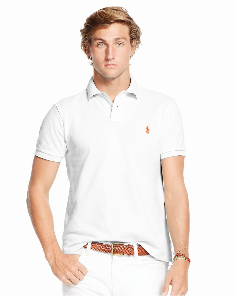 áo thun polo ralph lauren SLIM-FIT MESH
