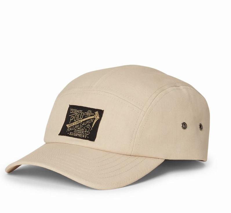 mũ Nam Polo Ralph Lauren COTTON CANVAS
