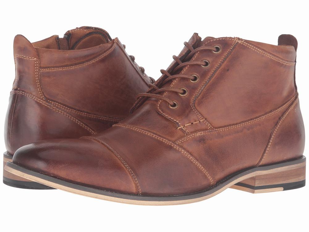 giày boot buộc dây Steve Madden Jabbar
