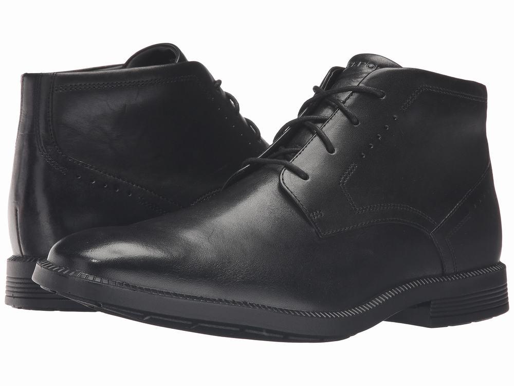 giày da cao cổ Rockport Dressports Business