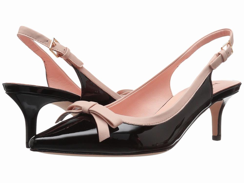 giày gót thấp Kate Spade New York Palina Too