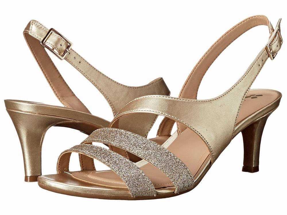 giày sandal gót thấp Naturalizer Taimi