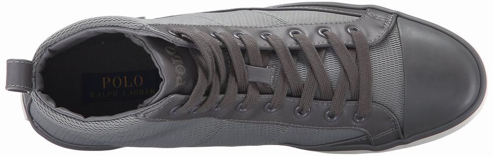 giày cao cổ Polo Ralph Lauren Clarke thể thao