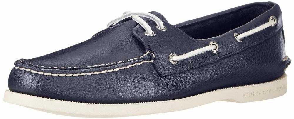 giày da Sperry Top-Sider nam AO xanh navy