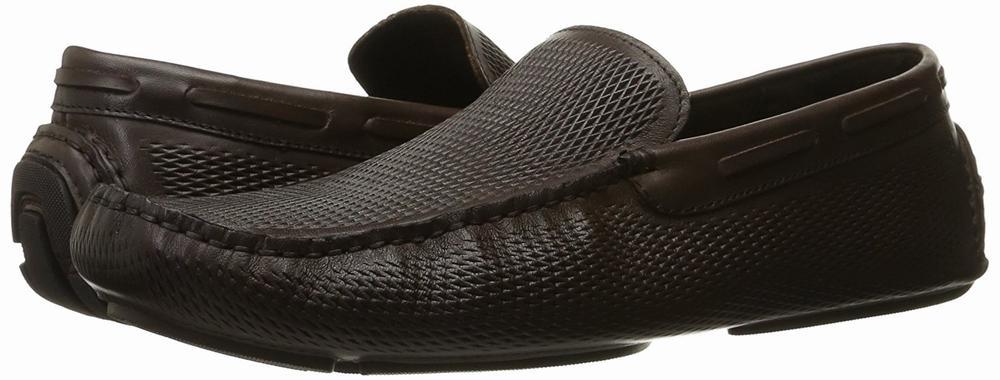 giày mọi Kenneth Cole New York Slide-Show da nâu chính hãng