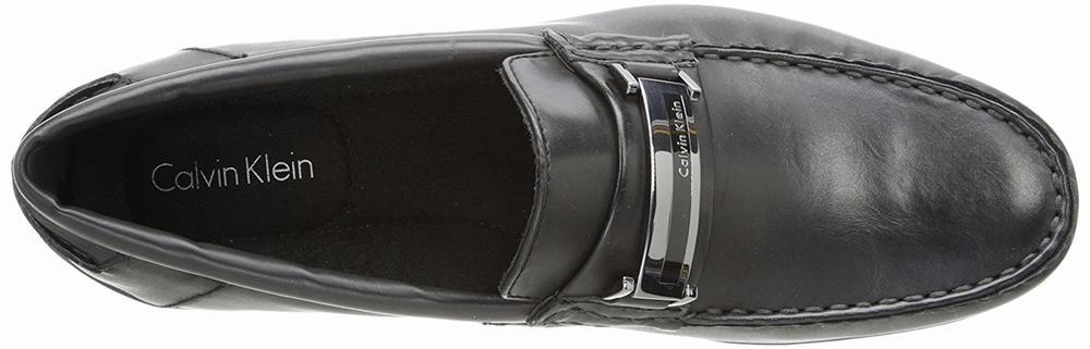 giày lười nam Calvin Klein Wallace hàng hiệu
