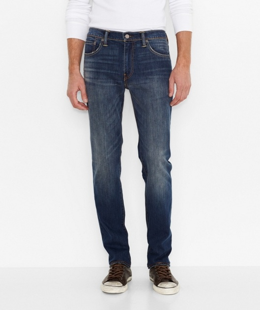 quần jean Levi 511 Slim Fit Stretch Jeans