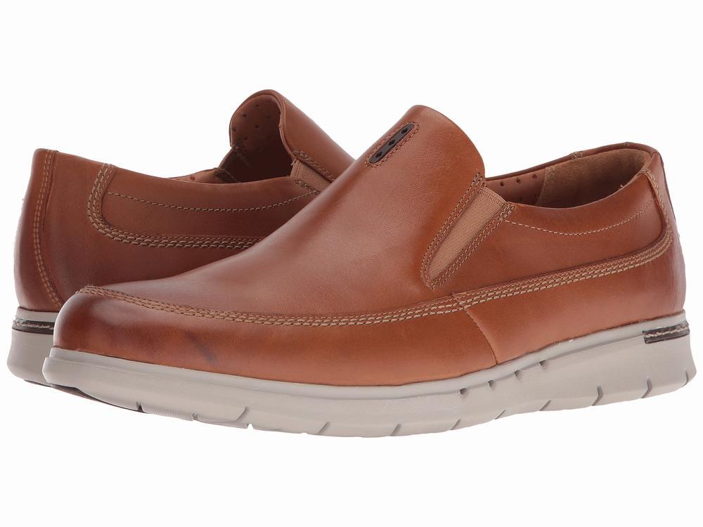giày lười da nam Clarks Un.Byner Easy