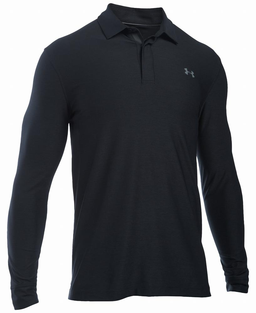 áo golf tay dài Under Armour thể thao Polo chính hãng