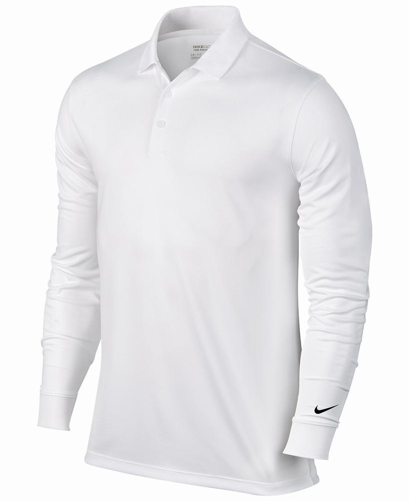 áo thun golf Nike Victory Dri-FIT tay dài chính hãng