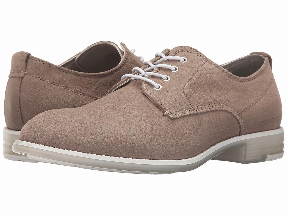 giày da lộn Calvin Klein Jeans Dwight