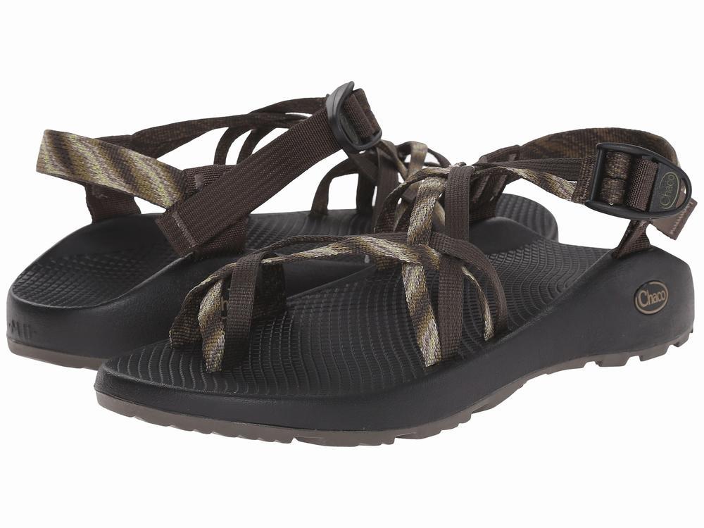 giày sandal Chaco nam ZX 2® Classic Xanh rêu chính hãng