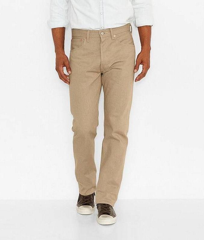 quần jean Levi 501 Original Shrink To Fit chính hãng