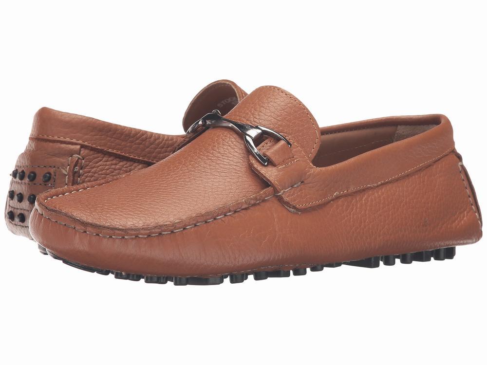 giày mọi nam Giorgio Brutini Tonik nâu hàng hiệu