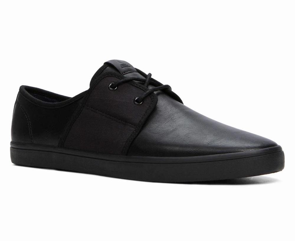 giày da thể thao Aldo Oswy đen chính hãng