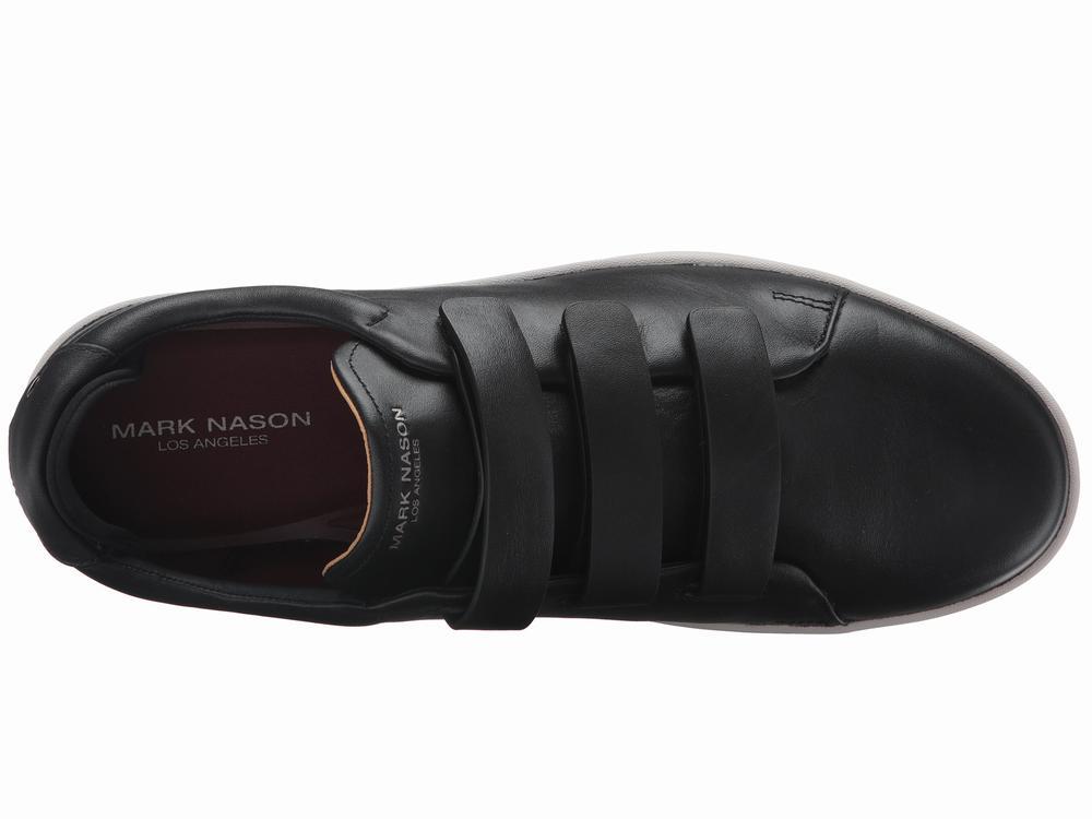 giày da nam Mark Nason by Skechers Bunker đen chính hãng