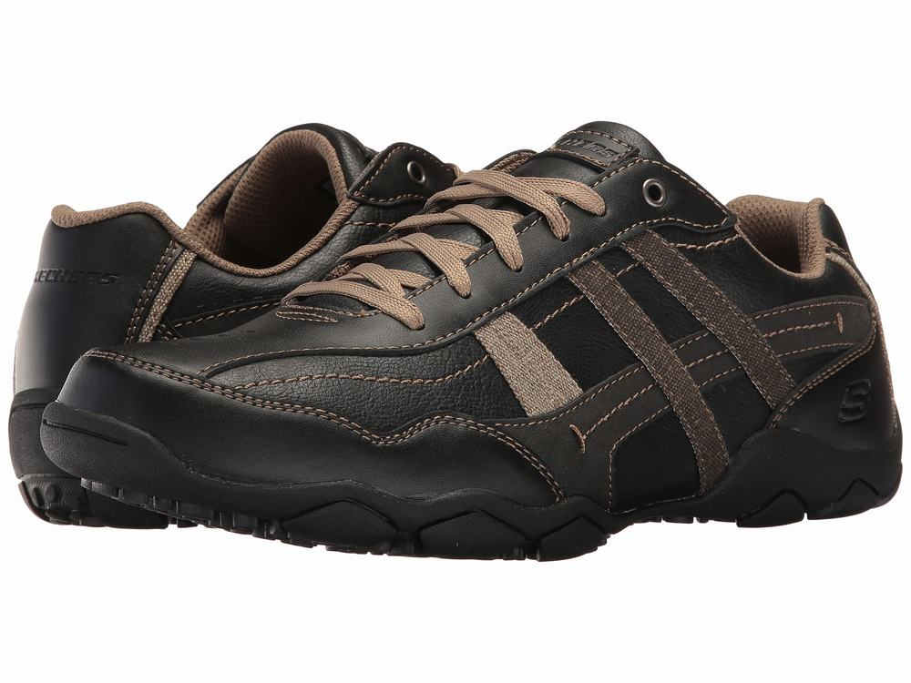 giày da SKECHERS Classic Fit Diameter - Herson thể thao