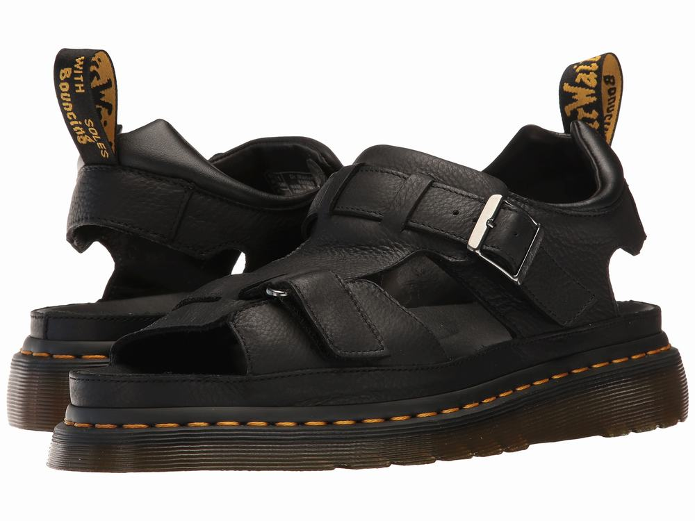 giày da sandal Dr. Martens Hayden chính hãng