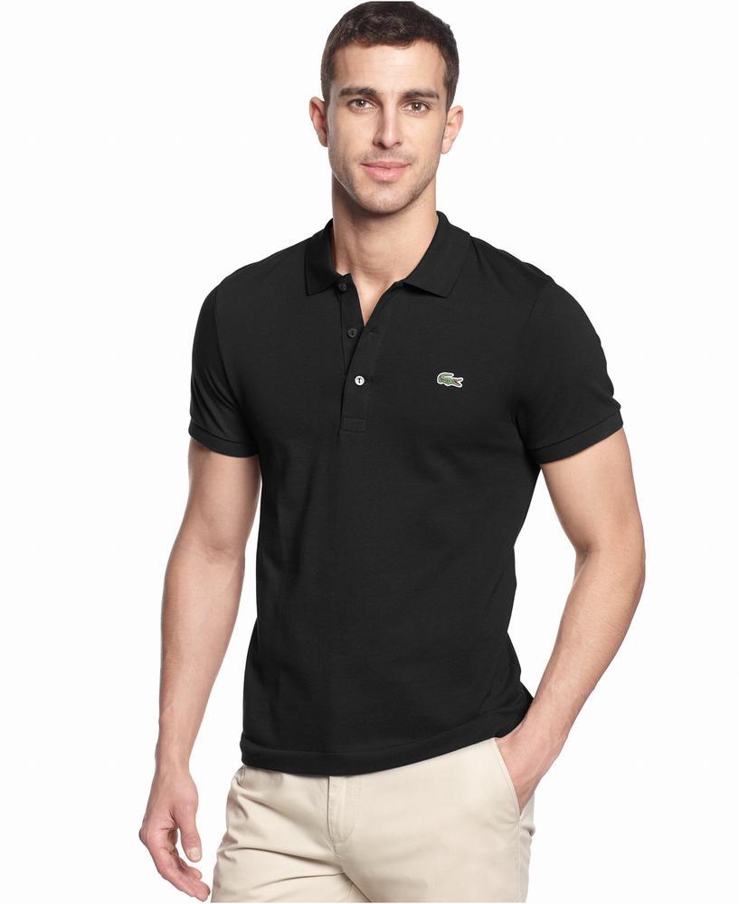 áo thun Lacoste nam Slim Fit Polo chính hãng