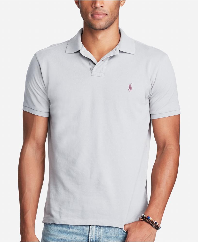 áo phông Polo Ralph Lauren nam Classic Fit Weathered
