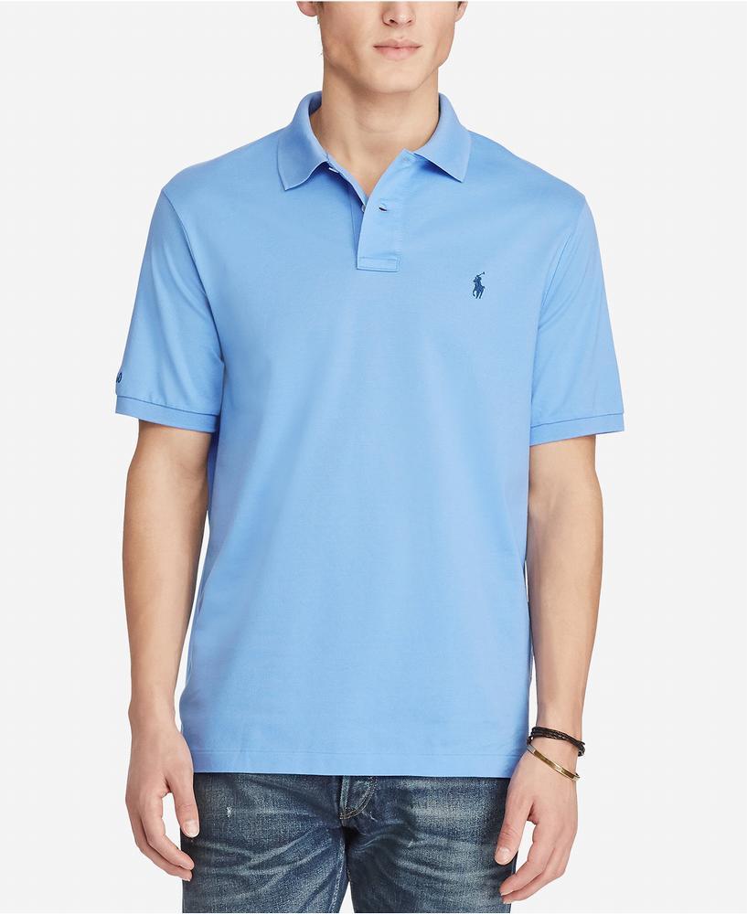 áo thun polo Polo Ralph Lauren Classic-Fit Cotton xách tay