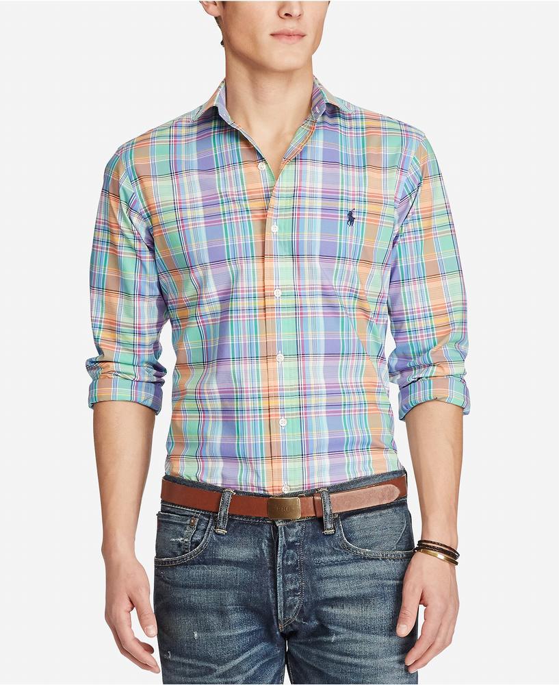 áo sơ mi Polo Ralph Lauren Slim-Fit Estate cao cấp